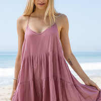 ACACIA SWIMWEAR - Bahamas Dress | Orchid