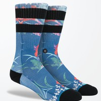 Stance Kurumi Crew Socks - Mens Socks - Blue - One