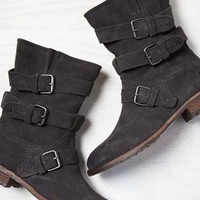 AEO Women's Dv By Dolce Vita Ferin Suede Boot (Charcoal)