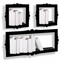 Baroque Metal Shelves from Found Home Store Ltd