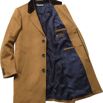 Supreme Wool Overcoat