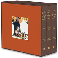 The Complete Calvin and Hobbes: v. 1, 2, 3 Box Set