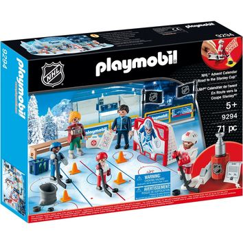 Playmobil 9294 Advent Calendar NHL- Road to the Cup