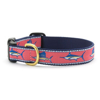 Saltwater Fish Dog Collar