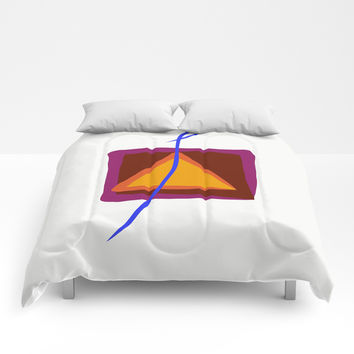 Math is not my thing! Comforters by David Darcy