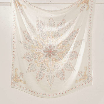 Plum & Bow Folky Fine Lines Tapestry - Urban Outfitters