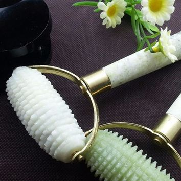 Anti Wrinkle Facial Slimming Massage Roller Tool