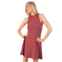 Soprano Juniors Textured Knit Skater Dress at Dry Goods
