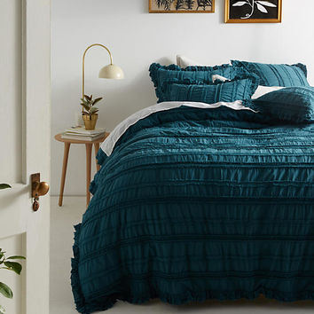 Corded Duvet Cover