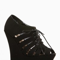 Bamboo Peep Toe Dreamer Black Wedge @ Cicihot Wedges Shoes Store:Wedge Shoes,Wedge Boots,Wedge Heels,Wedge Sandals,Dress Shoes,Summer Shoes,Spring Shoes,Prom Shoes,Women's Wedge Shoes,Wedge Platforms Shoes,floral wedges