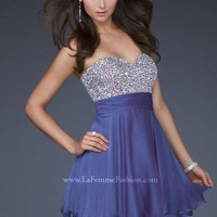 La Femme 16541 at Prom Dress Shop
