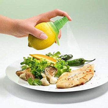1PC Creative Gadgets Lemon Sprayer Mutfak Fruit Juice Citrus Spray Cooking Tools Cocina Criativa Kitchen Accessories