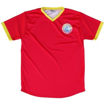 New England Tea Men Retro Soccer Jersey
