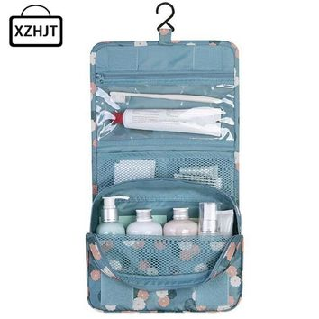 Travel Set Cosmetic Bag High Quality Waterproof Portable Man Toiletry Bag Women Make Up Bag Organizer Pouch Hanging Wash Bags