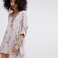 Religion Pyjama Shirt Dress Co-Ord at asos.com