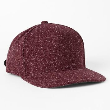 Gap Speckled Wool Empire Baseball Hat Size One Size
