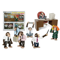 Office Monkey Play Set