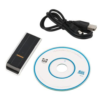 Biometric USB Fingerprint Reader Security Password Lock For Laptop/PC |  English/Russian Support