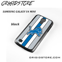 Detroit Lions For Samsung Galaxy S4 Mini Case YG
