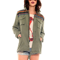 GYPSY WARRIOR - Southwest Surplus Jacket
