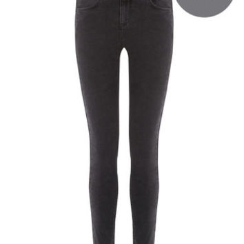 CLASSIC SKINNY JEANS - MID GREY