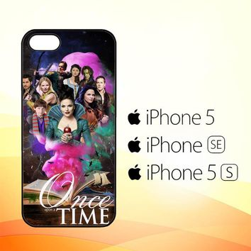 Once Upon A Time E0297  iPhone 5|5S|SE Case