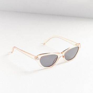 Essential Crystal Cat-Eye Sunglasses | Urban Outfitters