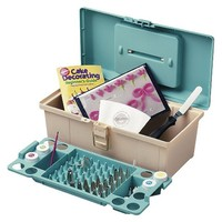 Wilton 50-pc. Decorating-Tool Set with Caddy