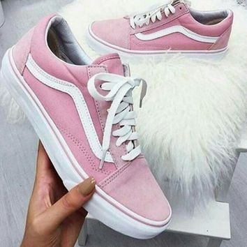 VANS Old Skool Fashion casual Flats Shoes