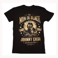 Johnny Cash Portrait T-Shirt