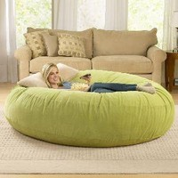The Green Head - Giant Bean Bag Chairs