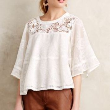 Vasanti Peasant Top by Vanessa Virginia White