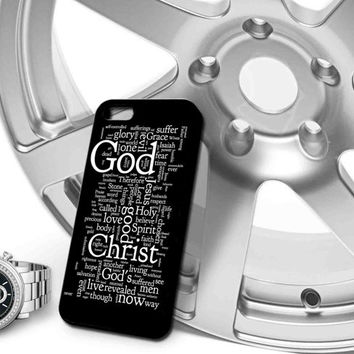 Words out of the bible books the bible Lyrics Case for iPhone 4/4s,iPhone 5/5s/5c,Samsung Galaxy S3/s4 plastic & Rubber case