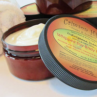 Natural Soy Body Cream - CHOOSE YOUR SCENT, body butter, lotion, hand, vegan, mousturizer