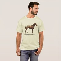 Appaloosa Spotted Blanket T-Shirt