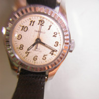 Caravelle Watch Vintage