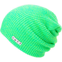 Neff Daily Heather Tennis & Cyan Beanie