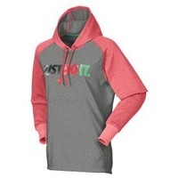 Nike- Performance Graphic Fleece Hoodie