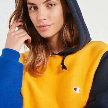 '' champion '' Women Hot Hoodie Cute Sweater