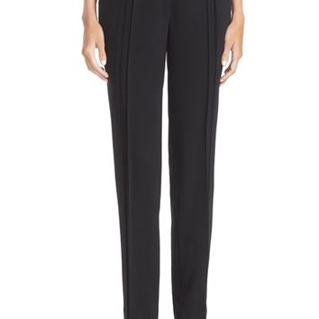 Jason Wu Stretch Canvas Tapered Trousers | Nordstrom