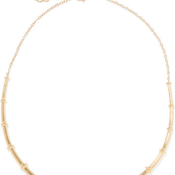 Gold-plated necklace | Arme De L'Amour | US | THE OUTNET