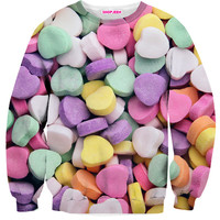 CANDY HEARTS SWEATER - PREORDER