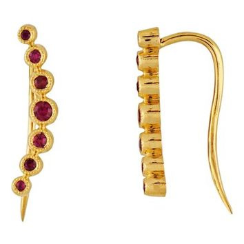 Bony Levy Gemstone Ear Crawlers (Nordstrom Exclusive) | Nordstrom