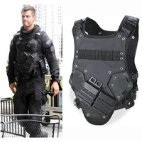 Transformers Tactical Vest Airsoft Paintball Vest Body Armor Training CS Field Protection equipment Tactical gear The housing