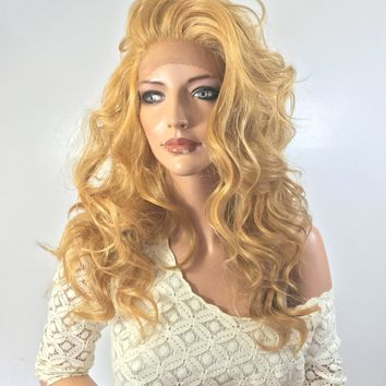 """Maryann lace front wig 22"""""""
