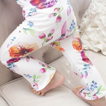 Evangeline Bell Bottom Leggings for Babies and Toddlers