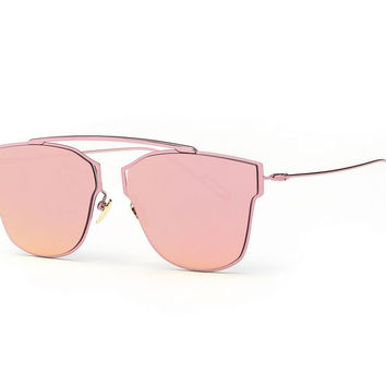 Maje Sunglasses - Rose Gold/RoseGold