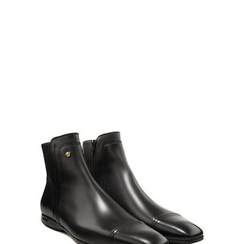 Versace - Square Toe City Boot