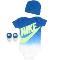 Nike Baby Clothes Nike Dip 3 Piece Set (0-6M)