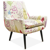 Jonathan Adler Mrs. Godfrey Chair In Brighton Clay in New
